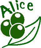 Aliceロゴ